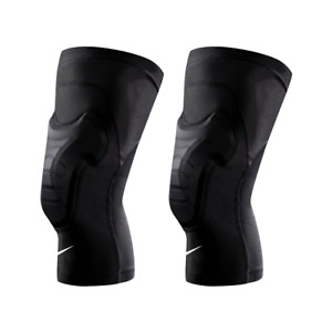 Nike Hyperstrong Padded Knee Sleeves Black Size L/XL BRAND NEW