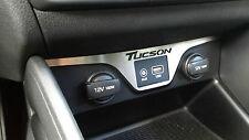 Hyundai Tucson Mittelkonsole USB Blende GDI CRDI ClassicTrend Style Premium Z041