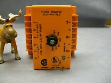 SLA440ALE ATC Diversified Electronics Relay Phase Monitor  DPDT 430v - 480v