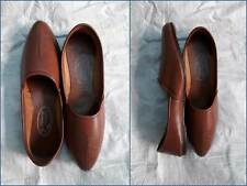 Indian Rajasthani Punjabi Ethnic Wedding Mens Jutti Mojari Shoes US 11 EUR44 #02