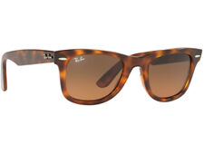 Authentic Ray-Ban WAYFARER EASE RB4340 639743 50mm Havana / Brown Gradient Small