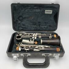 Antique Yamaha Conn 78 wooden clarinet in Case Serial # K37825