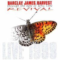 BARCLAY JAMES HARVEST Revival (2000) CD album NEW/SEALED