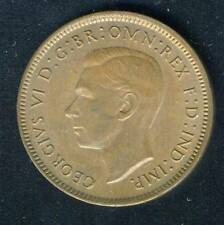 GREAT BRITAIN 1942 FARTHING KING GEORGE VI COIN AS SHOWN