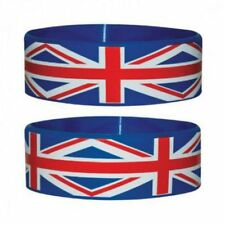 Official Union Jack - Rubber Gummy Wristband