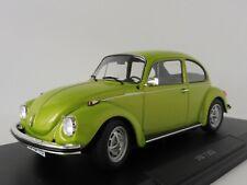 VW Käfer 1303 GRÜN 1973 1/18 Norev 188523 Beetle Volkswagen