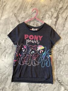 Girls My Little Pony Top 7-8 Years #485 MAKE A BUNDLE, BUY 5 GET 10% OFF
