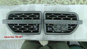 MIT ALL GRAY SIDE VENT FOR LAND ROVER L319 DISCOVERY 4 2010-2013