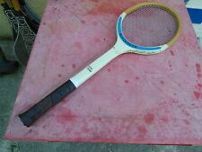raquette de tennis vintage Slazenger Royal Crown en bois