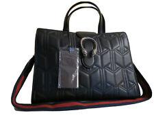 Gucci Dionysus Hobo Matelassé Tasche Bag schwarz NEU !! Original RP 2600 €