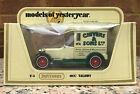 Matchbox Yesteryear: Y5-4 CHIVERS & SONS LTD 1927 Talbot Van