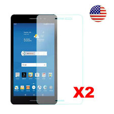 2PCS Full Coverage 2.5D Tempered Glass Screen Protector For ZTE Trek 2 HD K88
