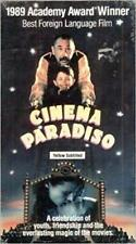 Cinema Paradiso Subtitled 121-minute version VHS