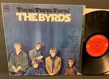 THE BYRDS Turn! Turn! Turn! 1965 mono CL 2454 lp plays EX
