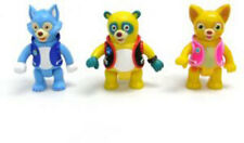 Disney Special Agent OSO Oso, Dotty & Wolfie Special Agents Figure Pack
