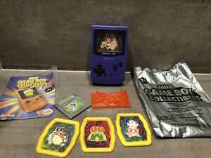 Pokemon Mini Game Boy Collectibles Kid's Meal Toy - Burger King 2000