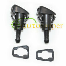 OEM 2X Windshield Washer Nozzle Sprays 15878745 for Chevrolet Trailblazer Buick