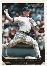 CHICAGO CUBS MIKE MORGAN 1993 TOPPS GOLD #373