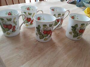 Queens rosina bone china Coffee Mugs