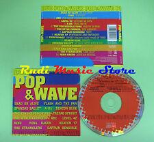 CD POP & WAVE compilation 1999 SPANDAU BALLET A-HA STYLE COUNCIL (C15) no mc lp