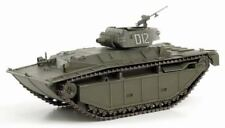 Dragon Armor 1/72 Scale WWII US LVT-(A)4, 3rd Armored Amphibian Tank 60500