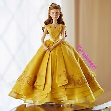 """DISNEY FROZEN LIVE ACTION BELLE DOLL LIMITED EDITION OF 5000 NIB 17"""" BEAUTY"""