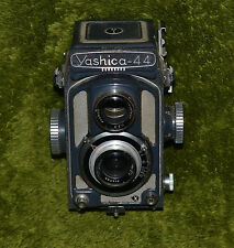 Yashica 44 Twin Lens Reflex TLR Film Camera