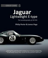 Jaguar Lightweight E-type 49 FXN (GT Le Mans factory works racing) Buch book