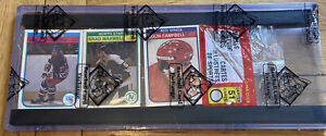 1982-83 OPC Hockey Rack Pack BBCE Authenticated!!