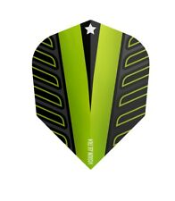 TARGET VOLTAGE VISION ULTRA NO6 STANDARD SHAPE FLIGHTS LIME GREEN