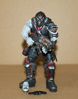 Gears of War Locust Drone with Mask / Helmet Action Figure Figur Neca 2008 Rare