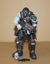 Gears of War Locust drone with Mask/Helmet Action Figure personaje neca 2008 Rare