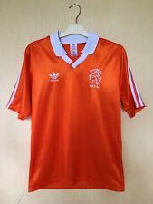 HOLLAND NETHERLAND NATIONAL 19901992 HOME FOOTBALL JERSEY SOCCER SHIRT VINTAGE
