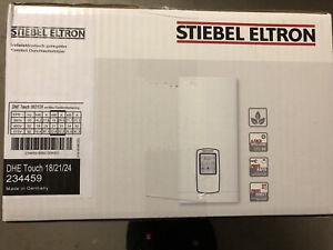 Stiebel Eltron DHE Touch 24 KW Durchlauferhitzer - Weiß (234459)