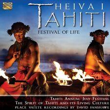 David Fanshawe - Heiva I Tahiti- Festival of Life [New CD]
