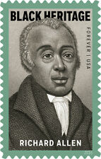 2016 49c Richard Allen African Methodist Episcopal (AME) Scott 5056 Mint F/VF NH