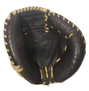 """Mizuno GXC-75 World Win 34"""" Baseball Softball Catchers Mitt Right Hand Throw"""
