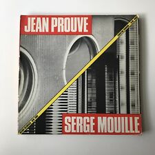 Serge Mouille / Jean Prouve Delorenzo 1950 Exhibition Catalog 1985