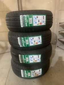 4 NEW 2055516 205 55 16  AUTOGREEN SC2 91 V TWO TYRES A WET GRIP