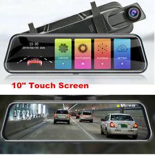 "10"" Full HD Touch Screen Car DVR Dash Cam Recorder 170° Night Vision G-Sensor"