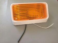 COLEMAN FLEETWOOD POP UP CAMPER LED REPLACEMENT PORCH LIGHT AMBER