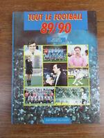 JP TAILLANDIER / TOUT LE FOOTBALL 89/90 Vendroux DL 3e trimestre 1989 (1)