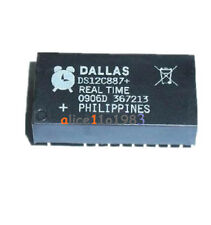 DS12887+ DS12887A DS12887 DIP IC Dallas Real Time Clock RAM 128