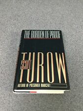 The Burden of Proof by Scott Turow F3A