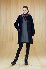 Marc by Marc Jacobs Paddington Wool Blend Duffle Toggle Pea Coat Size Medium
