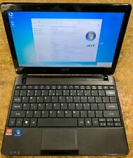 Acer Aspire One A0722 Laptop Netbook AMD C60 1.00Ghz 320GB HD 2GB RAM HDMI