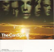THE CARDIGANS - Gran Turismo (UK 11 Track CD Album)