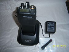 KENWOOD TK 390 V-1, UHF  in  GOOD  CONDITION with CHARGER.