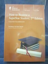 Great Courses: How to Become a SuperStar Student CD/Guide, 2nd Ed (2011) 180529