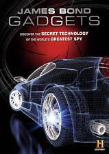 James Bond Gadgets (DVD, 2015)